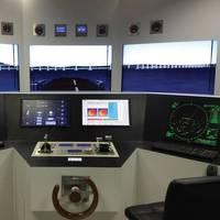 SIMNAV bridge simulator. Image: ICN