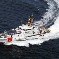 Sister Ship of the USCGC Rollin Fritch, USCGC Margaret Norvell operating in the U.S. Gulf of Mexico (Photo: Bollinger Shipyards)