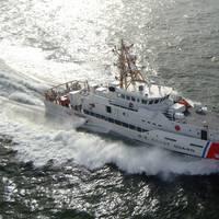Sister ship of the William Flores, Bernard C. Webber: Photo credit Bollinger