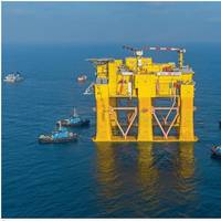 Smit Lamnalco tugs provide vital support for world's largest HVDC platform transfer and float-over