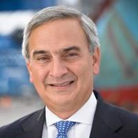 South Carolina Ports Authority president and CEO Jim Newsome