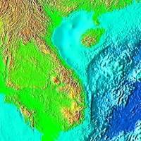 South China Sea weather: Image courtesy of TerraWeather