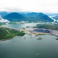 South Kaien Island-Prince Rupert Port