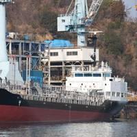 Stainless Steel Tankship: Photo courtesy of Hakata Shipbuilding