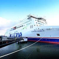 Stena Embla is the third new ship to be added to Irish Sea routes. Photo: Stena Line