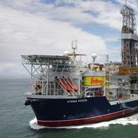 Stena Forth. Photo: Stena Drilling