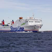 Stena Gothica is one of the vessels operating Liepaja-Karlskrona-Travemünde. Photographer: Stena Line/Ann-Charlotte Ytterberg