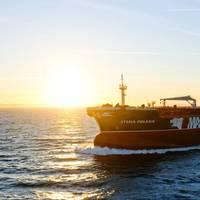 Stena Polaris (Photo: Michael Cooper / Concordia Maritime)