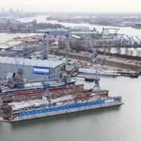 Stornes at Damen Shiprepair Rotterdam_LR