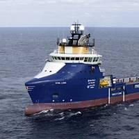 Stril Luna, designed with FORAN. (Image courtesy of Gondan Shipyard)