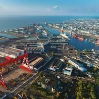STX France Shipyard