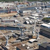 STX Rauma Shipyard: Photo credit STX Finland