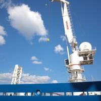 Subsea Crane: Image credit MacGregor