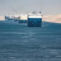 Suez Canal - Credit: Dipix/AdobeStock