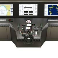 Synapsis Bridge Control is Raytheon Anschütz' new generation Integrated Navigation System.
