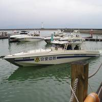 Tampa Yacht Manufacturing's 44 FSR-Fast Search and Rescue Craft.