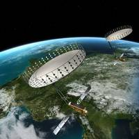 Tandem L is the name of a new satellite radar system Photo Alfred Wegener Institute