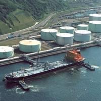 Tanker berth: Image courtesy of Torm