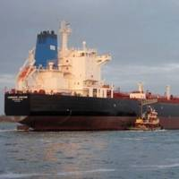 Tankship Overseas Cascade: Photo courtesy of the owners