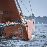Team Alvimedica. Photo credit by Ricardo Pinto, Volvo Ocean Race