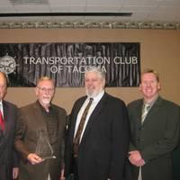 Terry Thomas at TCT Meeting: Photo credit TCT/Matthew Thomas