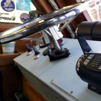 """Thanks to its flexible design, ease of use and modular system architecture, the Marex OS III has improved the Falcon's maneuverability—bringing the boat up to speed with many of the other, newer vessels on """"Wicked Tuna: Outer Banks."""" (Credit: Kelly Hinkle)"""