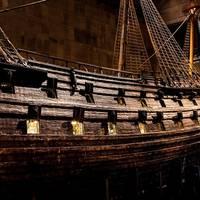 The 17th Century ship Vasa. © warasit/AdobeStock