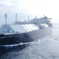 The availability of three tankers owned by Tokyo LNG Tanker Co is enhanced with a Wärtsilä optimized maintenance solution. Copyright: Tokyo LNG Tanker Co. Ltd