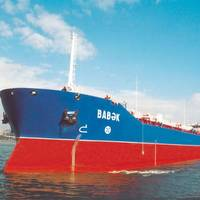 The Babek owned by Azerbaijan Caspian Shipping Company is one of the vessels due to be fitted with PC Maritime's Navmaster ECDIS. (Photo courtesy of PC Maritime)