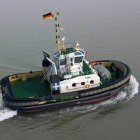 The Damen ASD tug 2411 (Credit:  Damen)