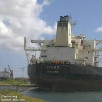 The Icaro (© Leslie Brug / MarineTraffic.com)