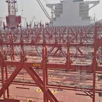 The MacGregor Cargo Boost upgrade allows the ship's payload capacity to increase by 300 high cube FEU on deck and increases cargo system flexibility Photo by MacGregor