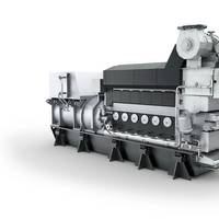 The MAN 21/31 engine (Image: MAN Energy Solutions)
