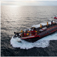 The new dredge RB Weeks will be a sister ship to the Eastern-built TSHD Magdalen (pictured), which entered service for Weeks Marine in 2018 (Photo: Weeks Marine)