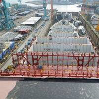 The new ships are being built by the South Korean shipbuilder Hyundai Samho Heavy Industries (HSHI). (Photo Hapag-Lloyd)