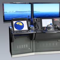 The New Simulator: Image credit Raytheon Anschuetz