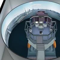 The new Wärtsilä simulator will provide realistic training for pilots at the Le Havre pilot station. Copyright: Wärtsilä.