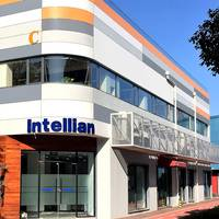 The office of Intellian's Chinese corporation subsidiary in Shanghai (Photo: Intellian)