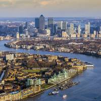 The Port of London Authority and Greater London Authority plan a greater role for the River Thames in London's cultural life. (Photo © Adobe Stock / zgphotography)