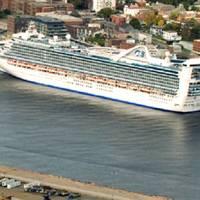 The Port of Saint John (photo courtesy of Port Saint John)