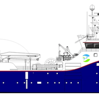 The research vessel being built for the Faroe Islands Marine Research Institute is scheduled to enter service in mid-2020 (Image: Wärtsilä)