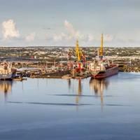 The shipyard will continue its activities under the name of Damen Shiprepair Curaçao. (Photo: Damen)