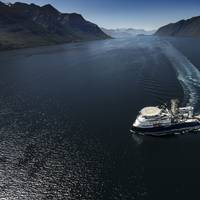 The Ulstein Verft subsea newbuild Island Performer was built for Island Offshore (Courtesy of Ulstein Group/Marius Beck Dahle)
