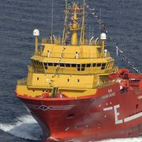The Viking Energy vessel. (Photo: Eidesvik Offshore)