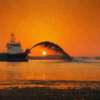 The Wärtsilä HY for Dredger is designed specifically to increase the efficiency and sustainability of dredging operations. Photo: Wärtsilä