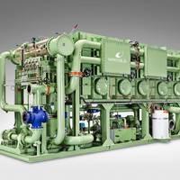 The Wärtsilä Serck Como fresh water generators produce high quality fresh water needed onboard cruise ships (Image: Wärtsilä)