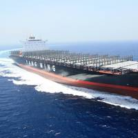 The YM Mobility will be one of the latest Yang Ming vessels to be retrofitted with the Wärtsilä FPP and EnergoProFin solutions. © Yang Ming Lines