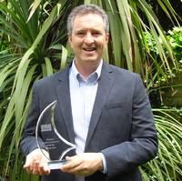 This year's Seawork Maritime Professional of the Year: John Haynes, managing director of Shock Mitigation