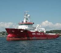 Thor Offshore vessel