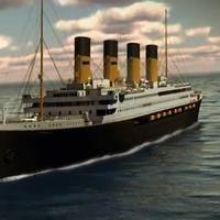 Titanic 2 rendering courtesy of Blue Star